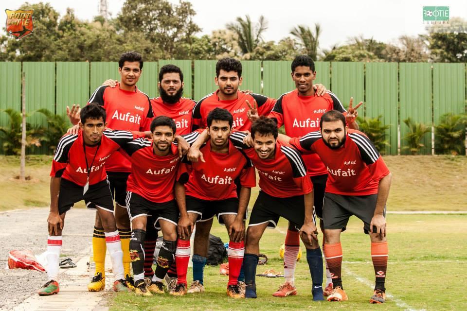 aufait-football-team