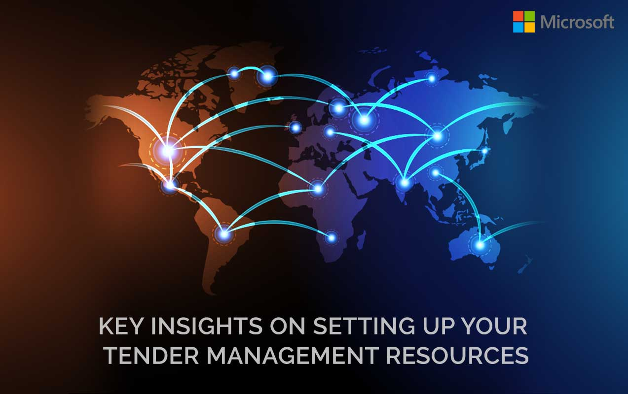 setting tender managem,ent resources
